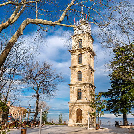 Tophane Clock Tower